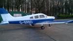 X-Airlinesさんが、ボーンマス空港で撮影したイギリス企業所有 PA-28-161 Warrior IIの航空フォト(飛行機 写真・画像)