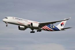 航空フォト:9M-MAG マレーシア航空 A350-900