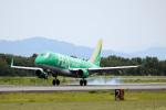 itkさんが、熊本空港で撮影したフジドリームエアラインズ ERJ-170-100 SU (ERJ-170SU)の航空フォト(写真)