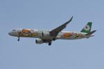 kuro2059さんが、台湾桃園国際空港で撮影したエバー航空 A321-211の航空フォト(写真)