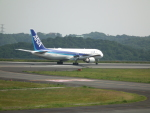 ヒコーキグモさんが、岡山空港で撮影した全日空 767-381/ERの航空フォト(写真)