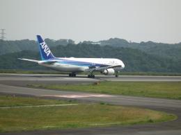 ヒコーキグモさんが、岡山空港で撮影した全日空 767-381/ERの航空フォト(飛行機 写真・画像)
