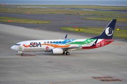yabyanさんが、中部国際空港で撮影した山東航空 737-89Lの航空フォト(飛行機 写真・画像)