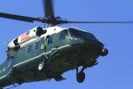 とらとらさんが、厚木飛行場で撮影したアメリカ海兵隊 VH-60N White Hawk (S-70A)の航空フォト(飛行機 写真・画像)