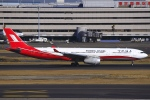 とらとらさんが、羽田空港で撮影した上海航空 A330-343Xの航空フォト(写真)