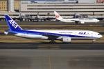 とらとらさんが、羽田空港で撮影した全日空 777-281の航空フォト(飛行機 写真・画像)
