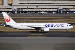 とらとらさんが、羽田空港で撮影した日本航空 767-346の航空フォト(飛行機 写真・画像)