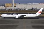 とらとらさんが、羽田空港で撮影した日本航空 777-346/ERの航空フォト(写真)