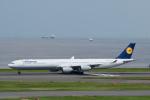 starlightさんが、羽田空港で撮影したルフトハンザドイツ航空 A340-642の航空フォト(写真)