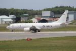 wingace752さんが、三沢飛行場で撮影したアメリカ海軍 P-8A (737-8FV)の航空フォト(写真)