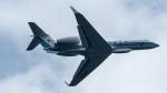 みぐさんが、羽田空港で撮影した海上保安庁 G-V Gulfstream Vの航空フォト(写真)