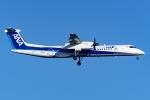 Ariesさんが、新千歳空港で撮影したANAウイングス DHC-8-402Q Dash 8の航空フォト(写真)
