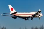 Ariesさんが、新千歳空港で撮影した航空自衛隊 747-47Cの航空フォト(写真)