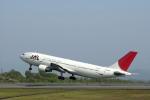Gambardierさんが、高松空港で撮影した日本航空 A300B4-622Rの航空フォト(写真)