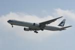 kuro2059さんが、台湾桃園国際空港で撮影したキャセイパシフィック航空 777-367の航空フォト(写真)