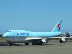 worldstar777さんが、ダニエル・K・イノウエ国際空港で撮影した大韓航空 747-4B5の航空フォト(写真)