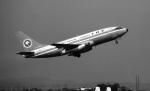 ハミングバードさんが、名古屋飛行場で撮影した全日空 737-281の航空フォト(写真)