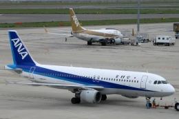 Hiro-hiroさんが、中部国際空港で撮影した全日空 A320-211の航空フォト(飛行機 写真・画像)