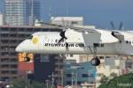 fukusukeさんが、那覇空港で撮影した琉球エアーコミューター DHC-8-402Q Dash 8 Combiの航空フォト(写真)