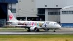 ザビエルさんが、伊丹空港で撮影したジェイ・エア ERJ-190-100(ERJ-190STD)の航空フォト(写真)