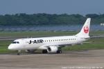 tabi0329さんが、nagasakiで撮影したジェイ・エア ERJ-190-100(ERJ-190STD)の航空フォト(写真)