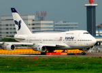 bluesky05さんが、成田国際空港で撮影したイラン航空 747SP-86の航空フォト(写真)