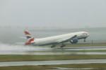 ま~くんさんが、羽田空港で撮影したブリティッシュ・エアウェイズ 777-36N/ERの航空フォト(写真)