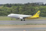 eagletさんが、成田国際空港で撮影したバニラエア A320-214の航空フォト(写真)