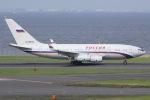 しゃこ隊さんが、羽田空港で撮影したロシア連邦保安庁 Il-96-300の航空フォト(写真)