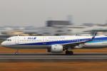 STAR TEAMさんが、伊丹空港で撮影した全日空 A321-272Nの航空フォト(写真)
