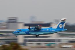 STAR TEAMさんが、伊丹空港で撮影した天草エアライン ATR-42-600の航空フォト(写真)