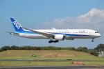 OMAさんが、成田国際空港で撮影した全日空 787-9の航空フォト(写真)