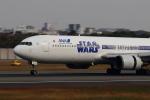 STAR TEAMさんが、伊丹空港で撮影した全日空 767-381/ERの航空フォト(写真)