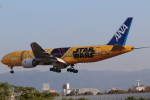 STAR TEAMさんが、伊丹空港で撮影した全日空 777-281/ERの航空フォト(写真)