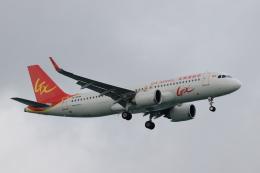 ★azusa★さんが、シンガポール・チャンギ国際空港で撮影したGXエアラインズ A320-251Nの航空フォト(飛行機 写真・画像)