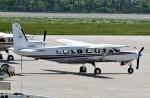 Dojalanaさんが、函館空港で撮影した中日本航空 208B Grand Caravanの航空フォト(飛行機 写真・画像)