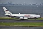 Yukipaさんが、羽田空港で撮影したロシア連邦保安庁 Il-96-300の航空フォト(写真)
