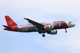 ★azusa★さんが、シンガポール・チャンギ国際空港で撮影したタイ・エアアジア A320-216の航空フォト(写真)