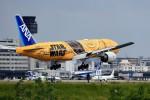 T.Sazenさんが、伊丹空港で撮影した全日空 777-281/ERの航空フォト(写真)