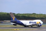 KAZFLYERさんが、成田国際空港で撮影したアトラス航空 747-412F/SCDの航空フォト(飛行機 写真・画像)