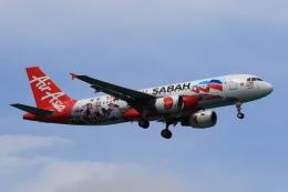 ★azusa★さんが、シンガポール・チャンギ国際空港で撮影したエアアジア A320-216の航空フォト(写真)