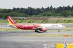 eagletさんが、成田国際空港で撮影したベトジェットエア A321-211の航空フォト(写真)