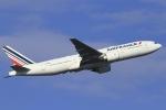 とらとらさんが、羽田空港で撮影したエールフランス航空 777-228/ERの航空フォト(写真)