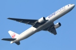 まえちんさんが、羽田空港で撮影した日本航空 777-346の航空フォト(写真)