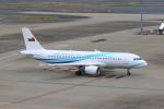 たまさんが、羽田空港で撮影したオマーン空軍 A320-214X CJ Prestigeの航空フォト(写真)