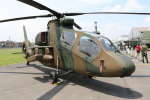 utarou on NRTさんが、霞ヶ浦飛行場で撮影した陸上自衛隊 OH-1の航空フォト(写真)