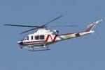 あしゅーさんが、福岡空港で撮影した西日本空輸 412EPの航空フォト(飛行機 写真・画像)