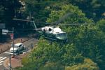 あきらっすさんが、赤坂プレスセンターで撮影したアメリカ海兵隊 VH-60N White Hawk (S-70A)の航空フォト(写真)