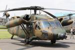 utarou on NRTさんが、霞ヶ浦飛行場で撮影した陸上自衛隊 UH-60JAの航空フォト(写真)