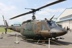 utarou on NRTさんが、霞ヶ浦飛行場で撮影した陸上自衛隊 UH-1Jの航空フォト(写真)